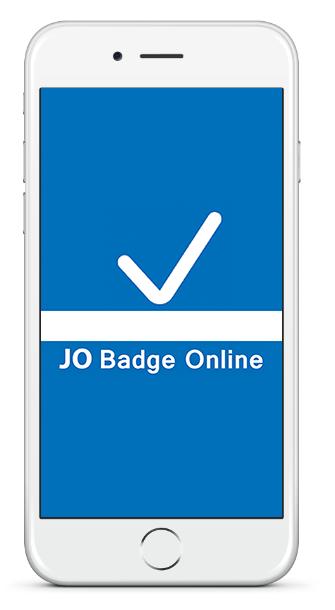 JO Badge Online App