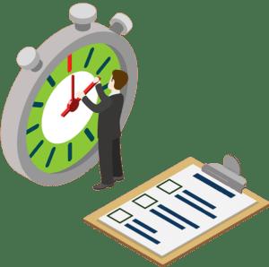 JO Hall monitorare tempo